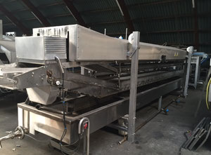Forno a tunnel Storci 600 5000 TH