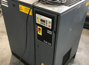 Atlas Copco GA 22 FF Compressed air plant