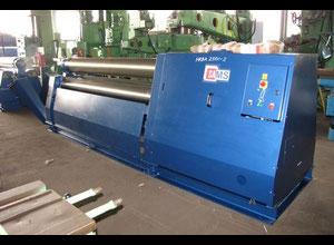 Sams B3 2628 Plate rolling machine