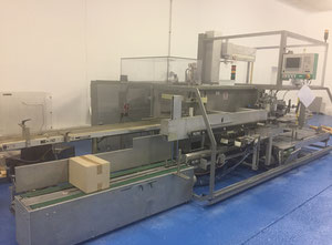 MARCHESINI MCP 840 Case packer and Palletising machine