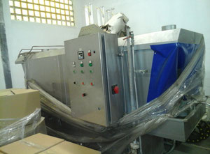 Myjka tunelowa do kontenerów i europalet MP1