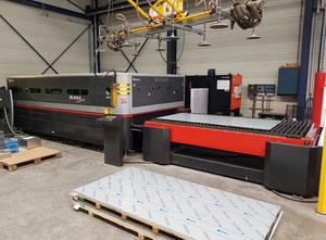 Impianto taglio laser Amada FOL 3015 AJ