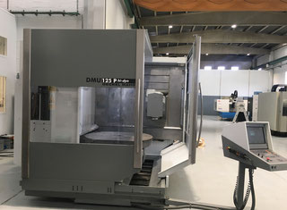 Deckel Maho DMU 125 P P90520050