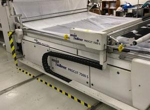 Bullmer Procut 7500 S Automated cutting machine
