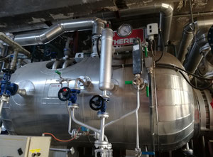 Therma DTO Industrial boiler