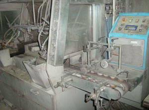 Spray painting line Borgonovo SP 8P