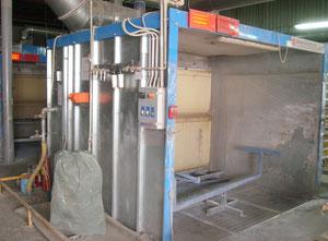 Painting cabine Tecno Azzurra G3C