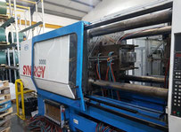 Netstal Synergy 3000-900 Injection moulding machine