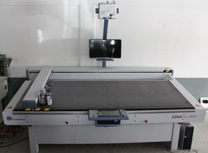 Zund LC2400 Automated cutting machine
