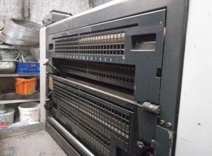 Ofsetový dvoubarevný stroj Komori Sprint 228