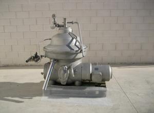 Westfalia MSA 60-01-076 Zentrifuge
