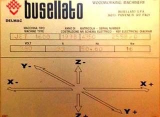 Busellato Jet 1600 P90523111