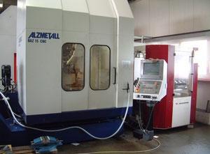 ALZMETALL BAZ 15 CNC Bearbeitungszentrum Vertikal