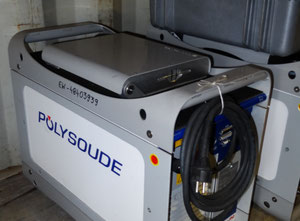 Polysoude P4 Rotary transfer