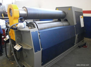 Used MG G2028 Plate rolling machine