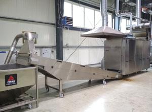 Tunnel de cuisson Pistomaschinenbau ECO500