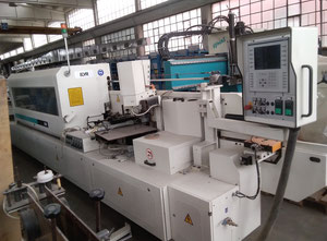 Used IDM ACTIVA 7.8 double sided edgebander