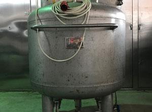 Waldner 825 l Stainless Steel Vessel