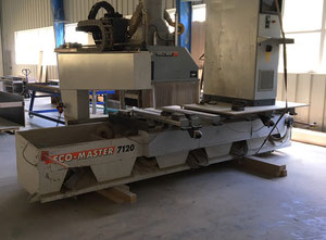 Centre d'usinage à bois cnc Holzher Eco master 7120