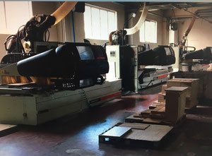 Morbidelli A500 Wood milling machine