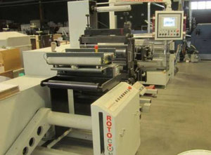 Rotocontrol RSD 540 paper winder