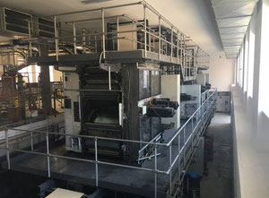 Goss Universal 75 Web continuous printing press