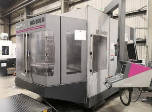Maho MC 800 H Machining center - vertical