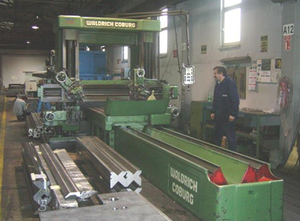 MAS Kovosvit Hd 12B Planing machine