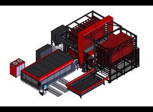 Amada LC 4020 F1 NT laser cutting machine