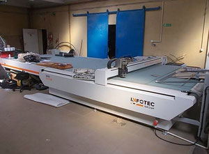 Infotec Cnc 3025C Wood milling machine