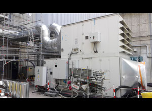Centrale de Traitement d'air double flux Denco-Happel 280.188AVBV