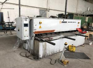 Cizallas CNC Ermaksan CNC HGS 3100x6