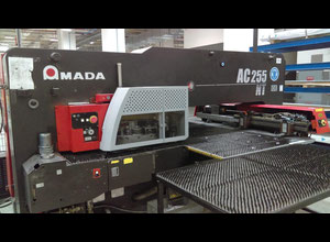 Amada AC 255 NT CNC punching machine