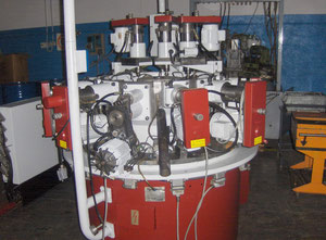 Used Pfiffner Hydromat HW 25/12 Rotary transfer