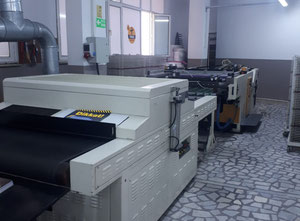 Beyond DN 1020 Screen printing machine