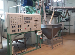 Rolmark 600 kg/h Complete pasta or pizza production line