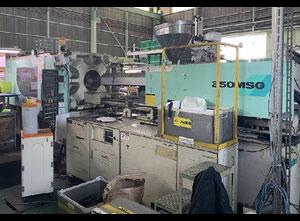 Mitsubishi 350MSG-40 Spritzgießmaschine
