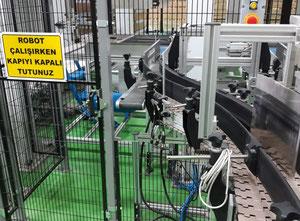 Castilliogni fully automatic Palletizer - palletizing robot