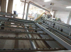 Sierra a tablas Holzma OPTIMAT HPP 82/43