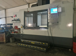 Haas VF-6/40 cnc horizontal milling machine