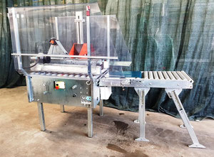 SOCO SYSTEM    MOD. T55 - Case sealing machine used