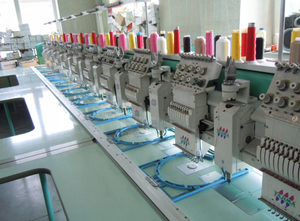 Tajima TMCE-G60912 Chenille Embroidery machine