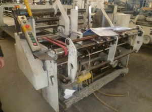 Used Jangeberg Diana 125-1 Paper machine