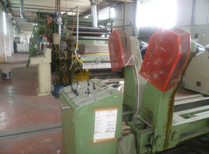 Used Olivini Corrugator Paper machine