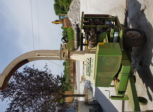 Used Pezzolato H880/250 M Wood chipping machine