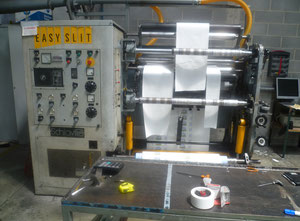 SCHIAVI EASY SLIT automatic rolls sheeter