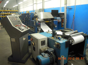 Used label printing machines - Flexo for sale - Exapro
