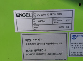 Engel VC 200 / 50 TECH PRO P90603003