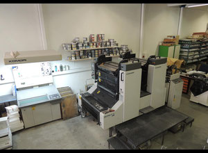 Komori Sprint II 228 Offset two colours