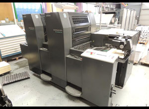 Heidelberg SM 52-2 Offset two colours